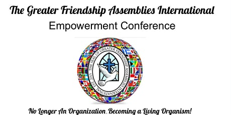 GFAI Empowerment Conference tickets
