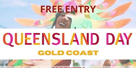 Queensland Day tickets