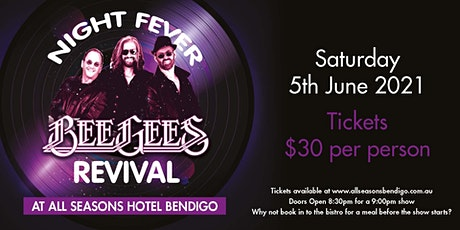 Bee Gees Revival tickets