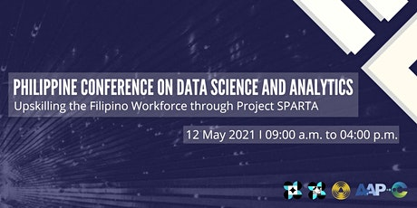 Philippine Conference on Data Science and Analytics tickets