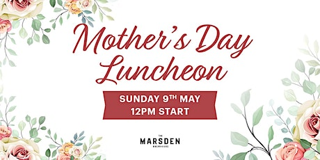 Mother's Day Luncheon tickets