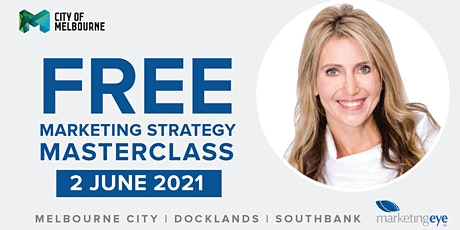 FREE WORKSHOP: Develop Your Marketing Strategy tickets