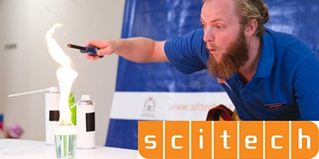 Library Information Week - SciTech show: Burning, Melting, Saving tickets