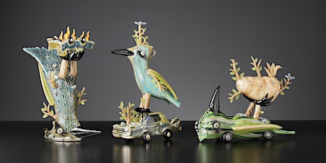 Family Morning Tea with Glass Artist Tom Moore tickets