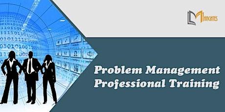 Problem Management Professional 2 Days Virtual Live Training in Brisbane tickets