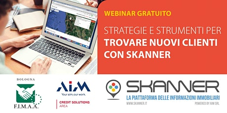 Strategie e strumenti per trovare nuovi clienti con SKANNER biglietti