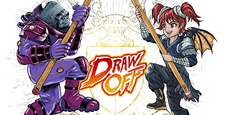 Comic Gong Presents: Panel Discussion and Draw-Off tickets
