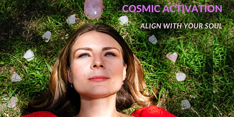 Cosmic Activation Group Session tickets