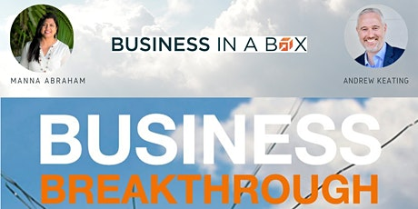 Business Breakthrough  2021 tickets