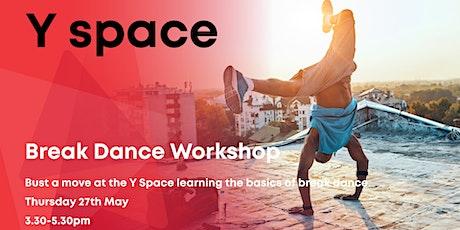 Break Dance Workshop tickets
