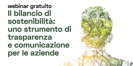 Il bilancio di sostenibilità: uno strumento di trasparenza e comunicazione biglietti