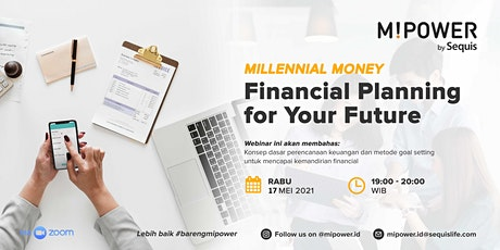 Millennial Money : Financial Planning for Your Future tickets