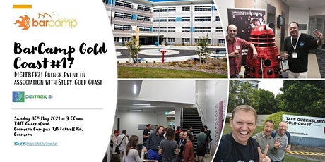 Barcamp Gold Coast #17! tickets