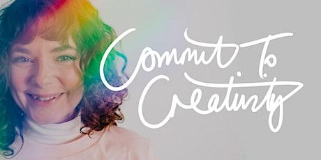 Commit to Creativity biglietti
