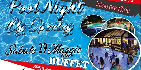 Private Pool Party in un hotel 4 stelle - Opening Season biglietti