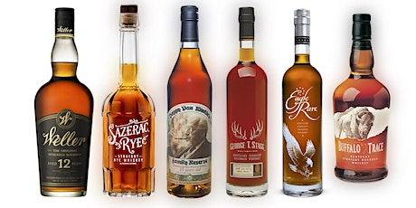 Southtrade's Antique collection - inc. 700ml Bottle Buffalo Trace tickets