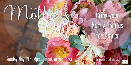 Hope Central Salisbury Mothers Day service tickets