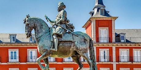 Historias Ocultas del viejo Madrid entradas