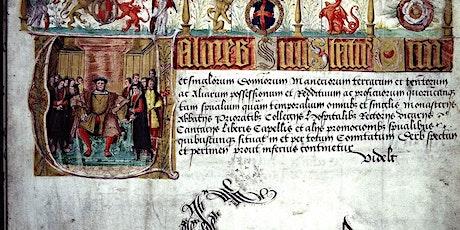PAST Skills & Methodology: Medieval & Early Modern (online workshop) tickets