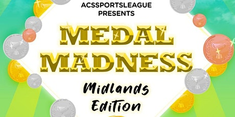 Medal Madness tickets
