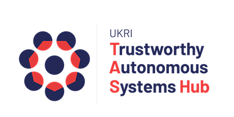 UKRI Trustworthy Autonomous Systems Hub - Southampton lunchtime talk tickets