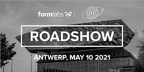 Formlabs Antwerp Roadshow 2021 tickets