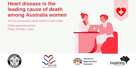 Heart Week Panel Discussion: Women's Heart Health tickets
