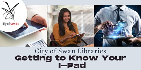 Getting to Know Your Ipad (Midland) tickets