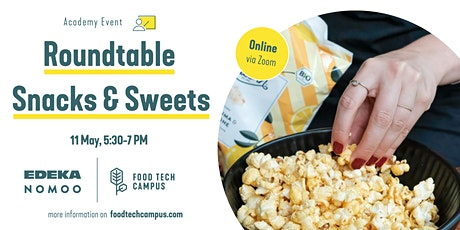 Roundtable Snacks & Sweets tickets