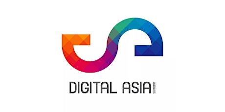 Digital Asia Summit tickets