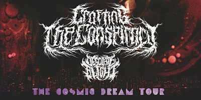Crafting the Conspiracy / Desolate Blight (more TBA)