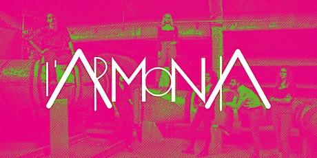 L'armonia | Mostra Residenze d'artista tickets