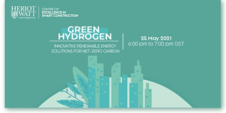 Green  Hydrogen - Innovative Renewable Energy Solutions for Net-Zero Carbon tickets