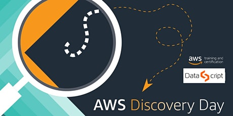AWS DISCOVERY DAY - AWS TRAINING EVENT tickets