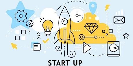 创业加油站 (第一场) 西澳投资环境及创业干货知识 tickets