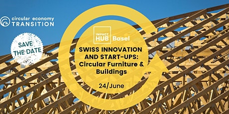 Innovation & Start-ups: Furniture, architecture & the built environment Tickets