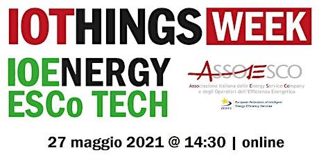 VII ESCo Tech Forum  - Online tickets