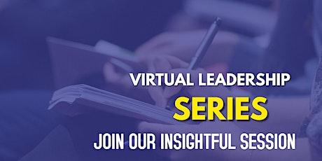 Virtual Leadership Event Tickets