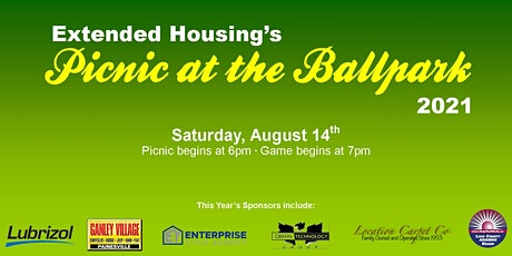 Extended Housing Picnic at the Ballpark 2021 (S) tickets