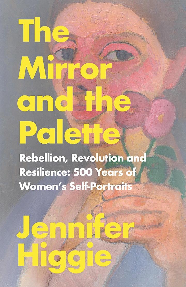 The Mirror & the Palette: Jennifer Higgie In Conversation With Jane Burton image