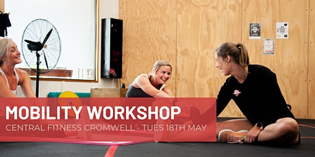 Central Fitness Mobility and Injury Prevention Workshop tickets