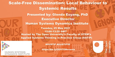 Scale-Free Dissemination: Local Behaviour to Systemic Results tickets
