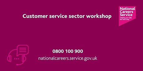 Routes into the Customer Service Sector tickets