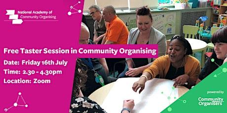 Community Organising - Taster Session tickets