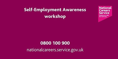 Self-Employment Awareness Workshop - Leeds, York & North Yorkshire tickets