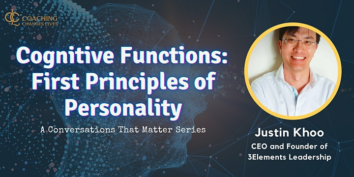Conversations That Matter: First Principles of Personality image