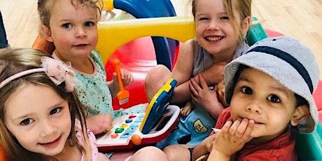 Sutton Benger Toddler Group tickets