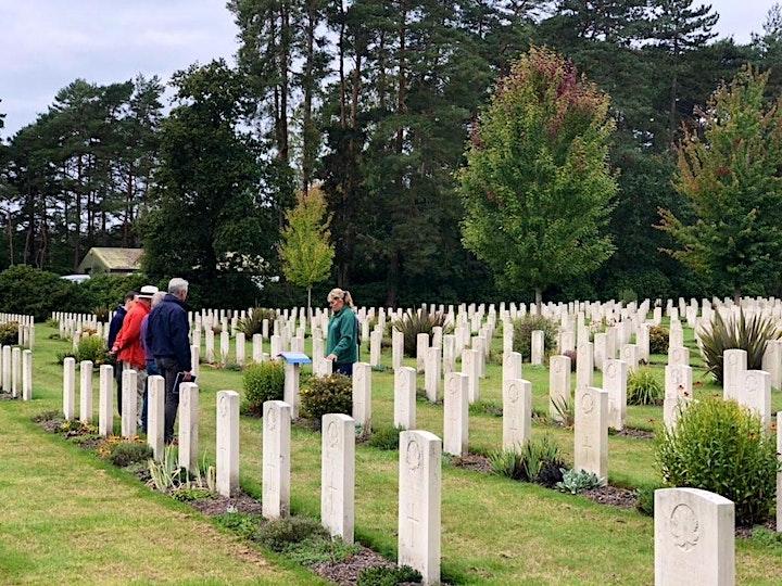 CWGC War Graves Week Tours - Brookwood Military Cemetery image
