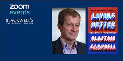 Join Alastair Campbell as he talks ab...