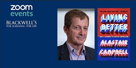 Living Better with Alastair Campbell tickets
